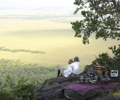Photograph of the week: The view from Out of Africa #trip #lux #luxury #posh #traveling