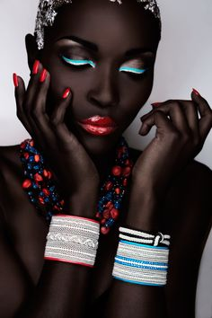Nail Colors for Black Women Awesome top Nail Polish Colors south African 2019 African Beauty, African Women, African Art, African Prints, African Style, African Fabric, Studio Beauty, Beauty Photography, Fashion Photography
