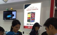Novedad: El próximo Elephone vendrá con 2K, un SoC Intel, Android y Windows
