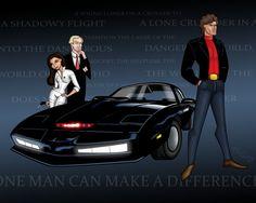 17 Ideas De Knight Rider El Coche Fantastico Autos Carros De Películas