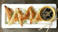Your guide to homemade dumplings