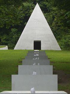 Dani Karavan: Way to the Hidden Garden by Art-N-Stuff