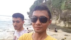 25 December 2016, Klayar Beach, Pacitan, Indonesia