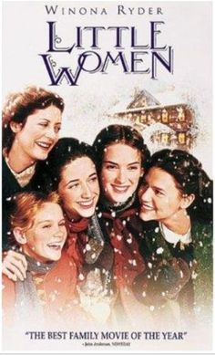 Little Women Director: Gillian Armstrong 118 min Drama Stars: Winona Ryder Susan Sarandon Christian Bale Gabriel Byrne ~ Based on the book by Louisa May Alcott, it tells the story of the four March sisters as they grow up and find true love. Samantha Mathis, Susan Sarandon, Winona Ryder, Christian Bale, Early Christian, Gabriel Byrne, Louisa May Alcott, Kirsten Dunst, Old Movies