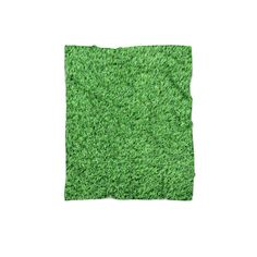 Grass Invasion Blanket - The grass may be greener on the other side, but on this green is, well, a lively green. Our blankets are made from fleece. Summer Collection, Grass, How To Make, Blankets, Herb, Blanket, Grasses, Carpet, Lawn