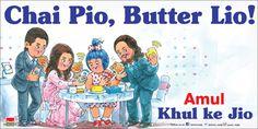 Chai Pio, Butter Lio!
