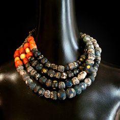 twiga jewelry   Black PEARLS♥: Twiga Mbunda