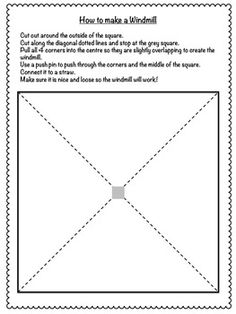Make your own windmill as part of this great pack of energy experiments!