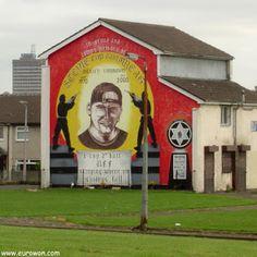 Mural de Belfast