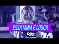 Anitta - Essa Mina É Louca - Coreografia | Choreography - FitDance - YouTube
