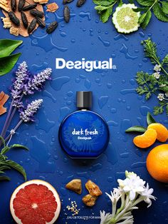 Desigual Fragances | Laura Santamaría | Art Direction, Graphic Design, Fashion