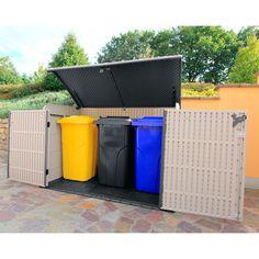Großraum-Mülltonnenbox | 3 Jahre Garantie | Pro-Idee