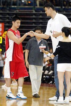 jeremy lin and yao ming Jeremy lin fan house: jeremylinnowcom 1,443 likes linsanity fan house everything about jeremy lin visit official fan club wwwliltercom.