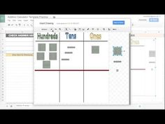 Differentiate Learning Addition with a Google Sheet! | August | 2015 | Ms. Drasby's Ed Tech Babble