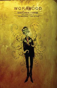 Wormwood: Gentleman Corpse #11