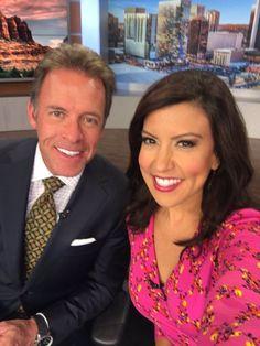 Scott Pasmore, Olivia Fierro, Good Morning Arizona, 3TV, October 28, 2016