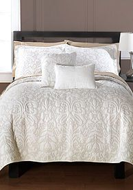Hotel by Biltmore® Acanthus Coverlet Collection