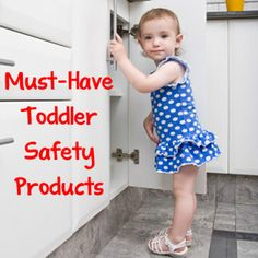 When your little crawler starts taking his first steps, it's not only time to take pictures, but it's time to update your childproofing techniques. Learn what products are must-haves for keeping your tot safe in the house. Baby Safety, Child Safety, Toddler Preschool, Toddler Activities, Home Safety Checklist, Toddler Proofing, Autism Causes, Baby Kids, Baby Boy