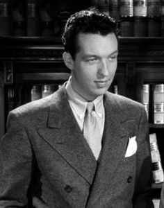 Bob Bailey as insurance investigator Johnny Dollar in the old time radio drama series Yours Truly Johnny Dollar.