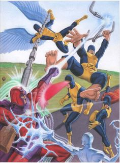 X-Men   Fastner & Larson (Steve Fastner & Rich Larson)  http://www.fastnerandlarson.com  More Fantasy @ http://groups.google.com/group/FantasyMagie & http://groups.yahoo.com/group/A1-Fantasy-Art & http://groups.yahoo.com/group/fantasy_forum  ~Inge~ @ http://www.facebook.com/groups/ArtandStuff & http://www.facebook.com/ComicsFantasy (like us pls!)