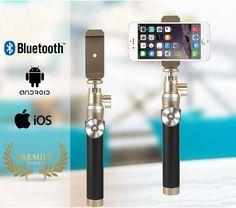 Exclusive Design Selfie Stick Monopod for Digital Cameras DSLRs Mobile Phones Selfies, Selfie Stick, Digital Camera, Bluetooth, Ebay, Phone, Design, Telephone, Digital Camo