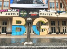 """""""Y'all ready for this?"""" @ncaawbb #WFinalFour  -The Ball 🏀#DallasBIGWins cc: @aacenter"""