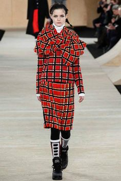 Marc By Marc-Jacobs fall-2014  red
