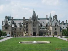 Other French Renaissance-style mansions include Biltmore House, Illinois. Song Of The South, Weekend Update, Illinois State, Ocean Park, The Office, Discovery, Renaissance, Songs, French