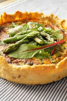 Frisk, Vegetable Pizza, Nom Nom, Yummy Food, Vegetables, Breakfast, Spinach, Morning Coffee, Delicious Food
