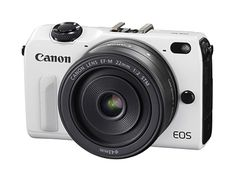 Canon EOS Mirrorless camera by Canon Coming out end of December 2013 or beginning of 2014 Hybrid CMOS AF II autofocus system Digic 5 processor Dslr Camera Reviews, Camera Prices, New Digital Camera, Digital Slr, Canon Digital, Canon Eos M10, Camera Comparison, System Camera, Camera Accessories