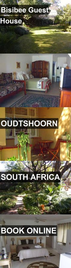 Bisibee Guest House in Oudtshoorn, South Africa. For more information, photos, reviews and best prices please follow the link. #SouthAfrica #Oudtshoorn #travel #vacation #guesthouse