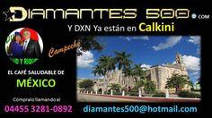 DXN Calkini Diamantes 500