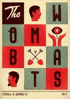 The Wombats, Dawid Ryski