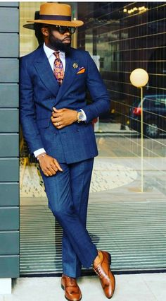 Suave and debonair gentleman style, dapper gentleman, dapper men, Dapper Gentleman, Dapper Men, Gentleman Style, Sharp Dressed Man, Well Dressed Men, Mode Masculine, African Men Fashion, Mens Fashion Suits, Suit And Tie