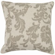 Safavieh Gilbert Cotton Throw Pillow & Reviews | Wayfair