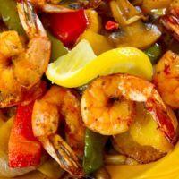 Appetizers | Sassy Shrimp Fajitas Recipe | Recipe4Living