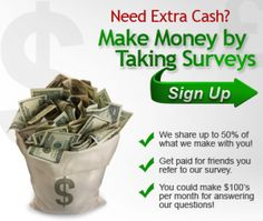 Take surveys for cash on Pinterest | Surveys for cash, Take surveys ...