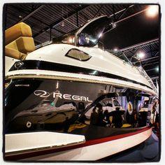 Regal Sport MotorBoat, łodzie motorowe, targi Wiatr i Woda w Warszawie, Photo by http://marynistyka.org