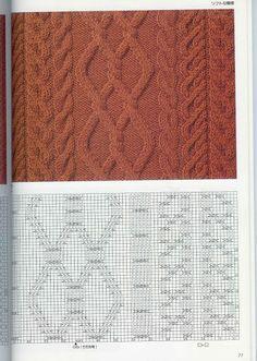 Knit patterns – 红头绳1 – Picasa Nettalbum