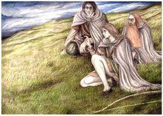 Awaiting the Riders of Rohan by peet.deviantart.com on @deviantART