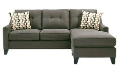 Sofa For Home Decoration, With Commonly Used For Sleep, With A Gray Color Sofa With Modern Design