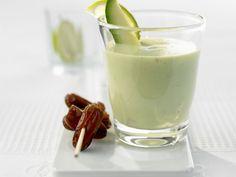 Rezept: Avocado-Smoothie mit Datteln