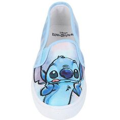 075da92a5a74 Disney Lilo Stitch Slip-On Shoes Hot Topic Vans Winnie