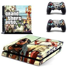 Grand Theft Auto For For PS4 Skin Sticker for Sony For PS4 PlayStation 4 Sticker Decal Cover + 2 Controller Sticker     Tag a friend who would love this!     FREE Shipping Worldwide     #ElectronicsStore     Buy one here---> http://www.alielectronicsstore
