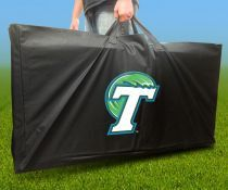 Cornhole Carrying Case - Tulane Green Wave