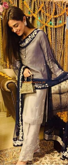 Prince Fancy Replica is the online store for all type of party wear dresses, we deal in all branded replica suits, Sana Safinaz, Khaadi , Maria B and Pakistani Fashion Party Wear, Pakistani Dress Design, Pakistani Outfits, Bollywood Fashion, Indian Outfits, Designer Punjabi Suits, Pakistani Designers, Indian Designer Wear, Maya Ali