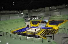New Lumpinee Boxing Stadium, Bangkok
