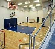 house plans with indoor basketball court - Bing Images