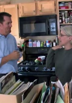 Peter Walsh: How to Organize a Kitchen Cabinet in Less Than 10 Minutes