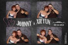 anniversary photo booth fun http://www.madmochiphotobooth.com
